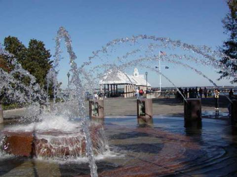 Charleston Waterfront Park Explorecharleston Net
